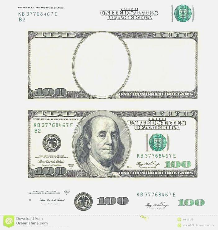 Editable Dollar Bill Template One Dollar Play Money Printable Free Delicat Printable Dollar Bills For Teaching Money Template Dollar Bill Us Currency Bills