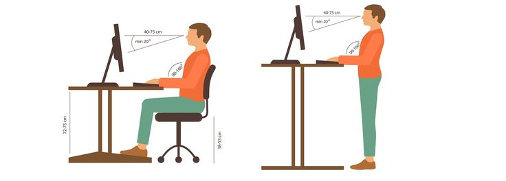 Share on 4000Sitting at a desk all day can have a devastating effect on both the employers and the employees. Spending long hours sitting in a fixed position can make an employee feel drowsy, cramped and irritable. Not only does this lower productivity but can cause more severe health issues in the future. Some people can work for hours without any ailments what so ever. It is however completely understandable if you find yourself feeling like a rusted door hinge, unable to move, at the end…