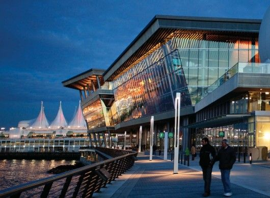 First Place, Public Building Built: Vancouver Convention Centre West / LMN + DA with MCM. Image Courtesy of LMN