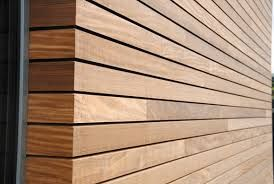 Afbeeldingsresultaat voor hout gevelbekleding