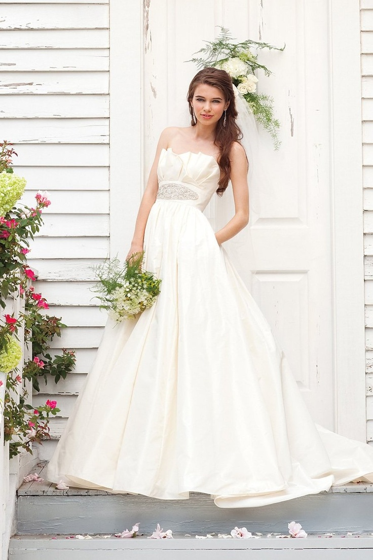 18 best my wedding images on Pinterest | Short wedding gowns ...