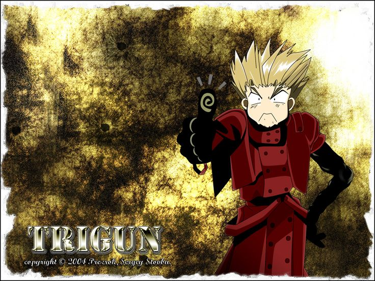 Trigun Best Quootes: 17 Best Images About Anime On Pinterest