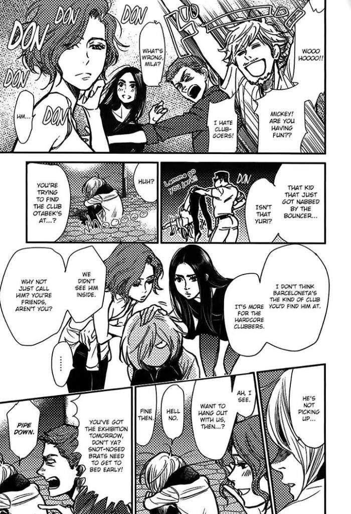 Yuri On Ice Manga : manga, Welcome, Madness, Manga, (full, Ver.), Amino, Pages,, Comic