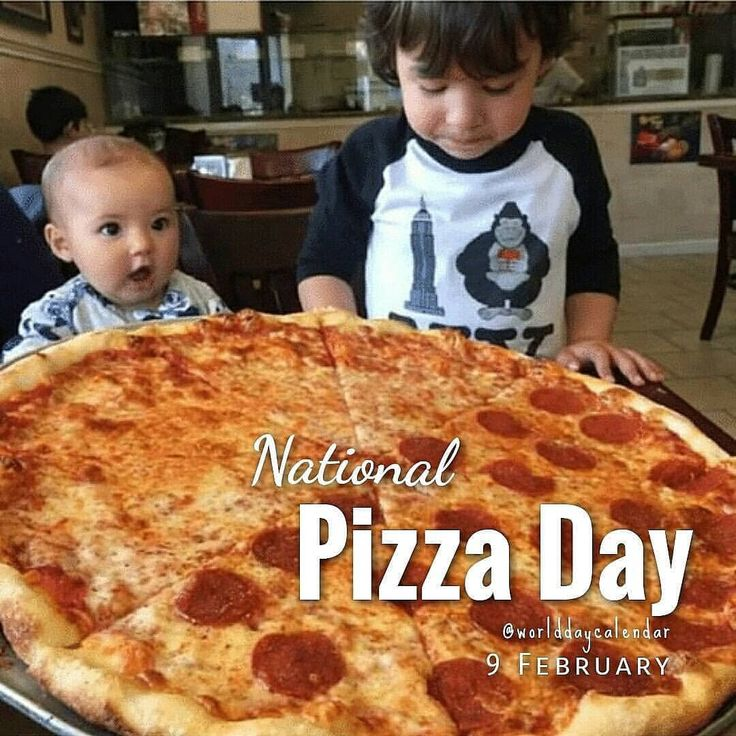 "3,680 Likes, 191 Comments - National Day Calendar + 🌐 Days (@worlddaycalendar) on Instagram: ""February 9th, 2018 is:: 📌 National Pizza Day😋🍕 Chocolate Day (India) Feast Day of St. Maron…"""