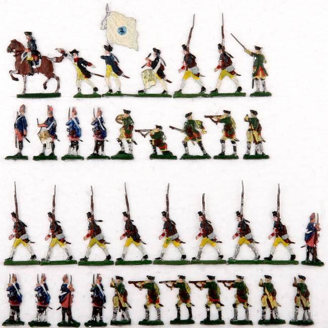 Bilderesultat for Preufsen infanterie 1760