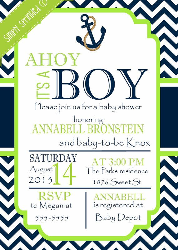 1000+ images about leannas baby shower on pinterest, Baby shower invitations