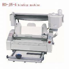 [ $18 OFF ] Free Ship By Dhlrd-Jb-4 Desktop Glue Book Binding Machine Glue Book Binder Machine Hot Melt Glue Binding Machine Booklet Maker