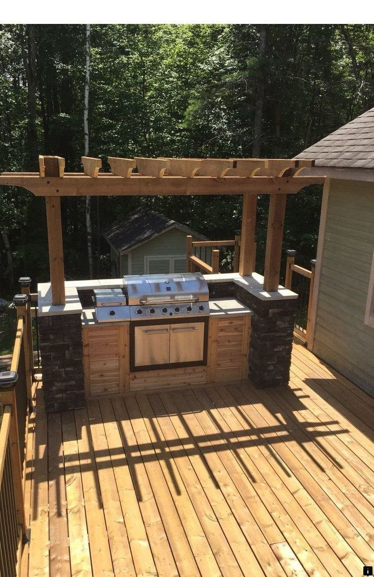 Click The Link For More Information Outdoor Kitchen Sink Just Click On The Link To Outdoor Grill Station Small Outdoor Kitchens Outdoor Kitchen Design Layout