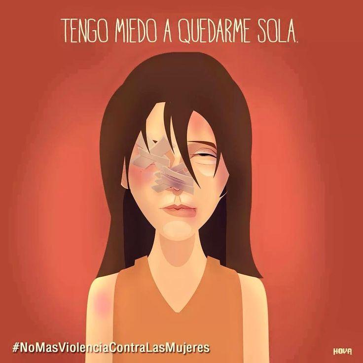 Ponle fin para tener un principio. Di NO a la #violenciadegenero…
