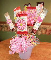 60 best images about candy bouquets on pinterest recital for A salon solution port st lucie