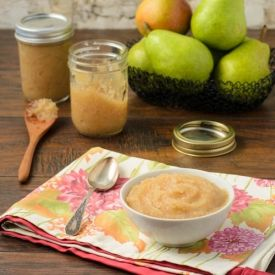 Pear-Ginger Applesauce Recipes — Dishmaps