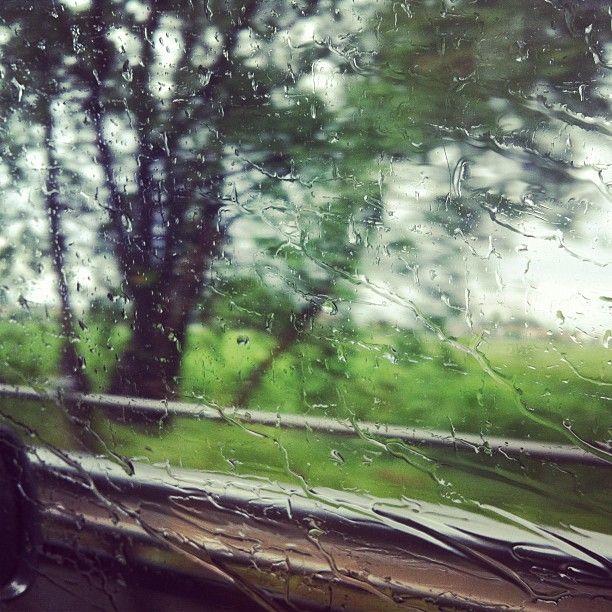 Piove :-/