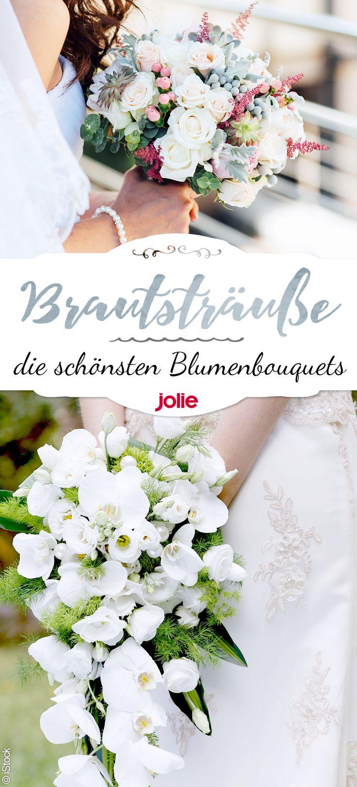 Wir zeigen euch den passenden Brautstrauß für jede Braut! Die schönsten Brautsträuße zur Hochzeit!
