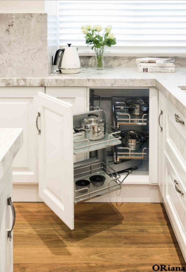 Smart Kitchen Organizing Ideas for Your Small Apartment - Top Inspirations