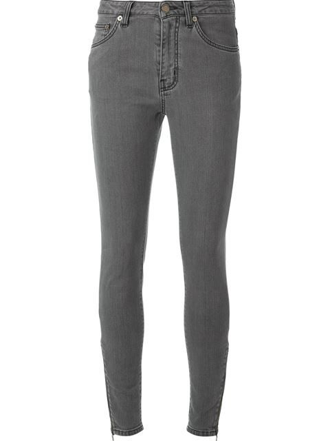 Shop Saint Laurent skinny jeans in Vitkac from the world's best independent boutiques at farfetch.com. Over 1000 designers from 60 boutiques in one website.