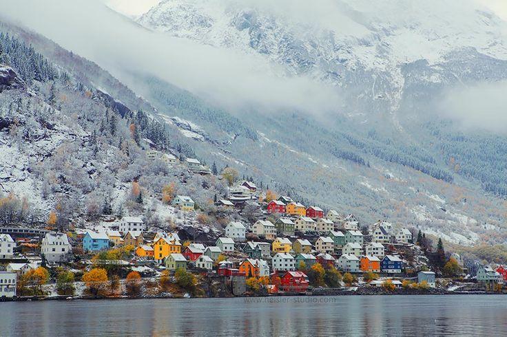 이슈인 - 노르웨이 풍경