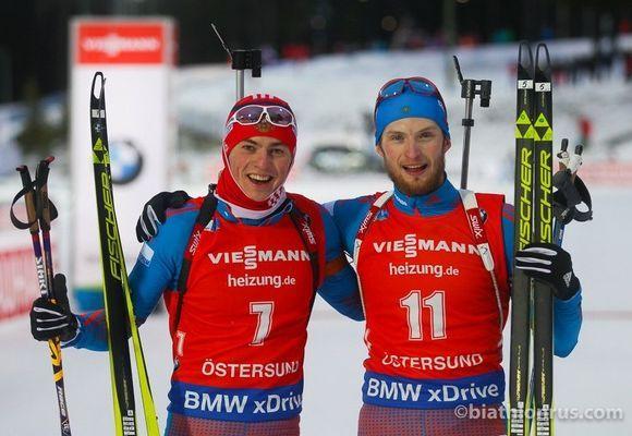 Российский биатлонист Антон Бабиков прокомментировал свою победу в гонке преследования на этапе Кубка мира в Эстерсунде.