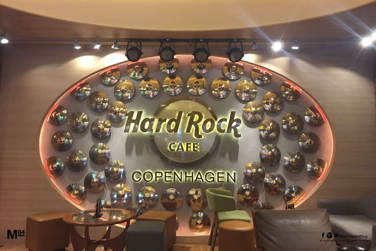 I checked out the Hard Rock Café, Copenhagen over Christmas :)
