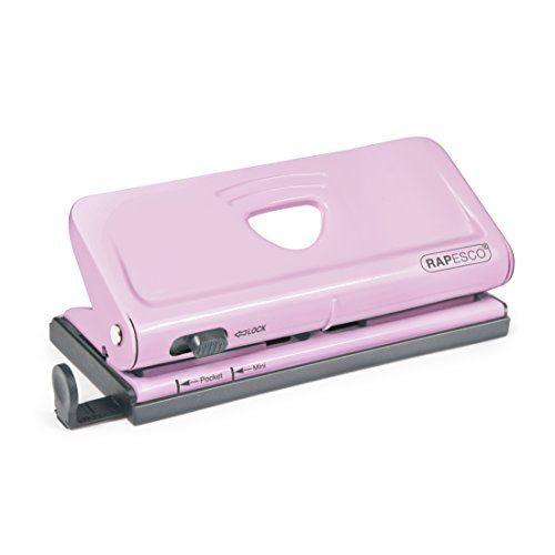 Rapesco Adjustable, 6 Hole Paper Punches, Pink (1322) Rap... https://www.amazon.com/dp/B01DJH659U/ref=cm_sw_r_pi_dp_x_v8bVybR1HE50B