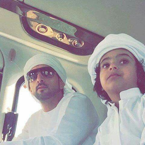 The Crown Prince Of Dubai Sheikh Hamdan
