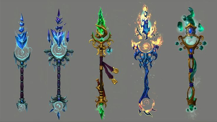 MMO-Champion - Frost Mage Artifact Weapon for Legion