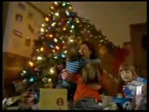shop - Walmart Christmas Commercial
