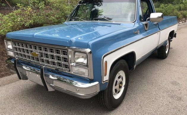 The Most Valuable Square Body In Existence Chevy Trucks Diesel Trucks Trucks