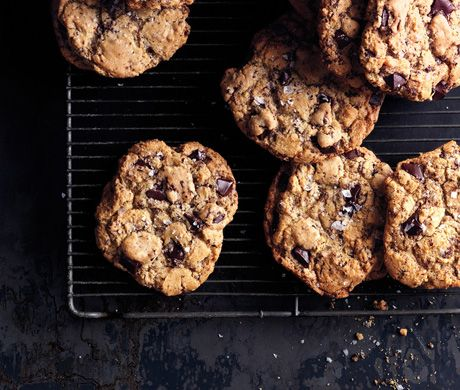 Find the recipe for Salty Chocolate Chunk Cookies and other chocolate recipes at Epicurious.com