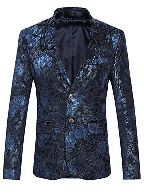 f8e80653f69 Men s Daily   Club Sophisticated Spring   Fall Plus Size Regular ...