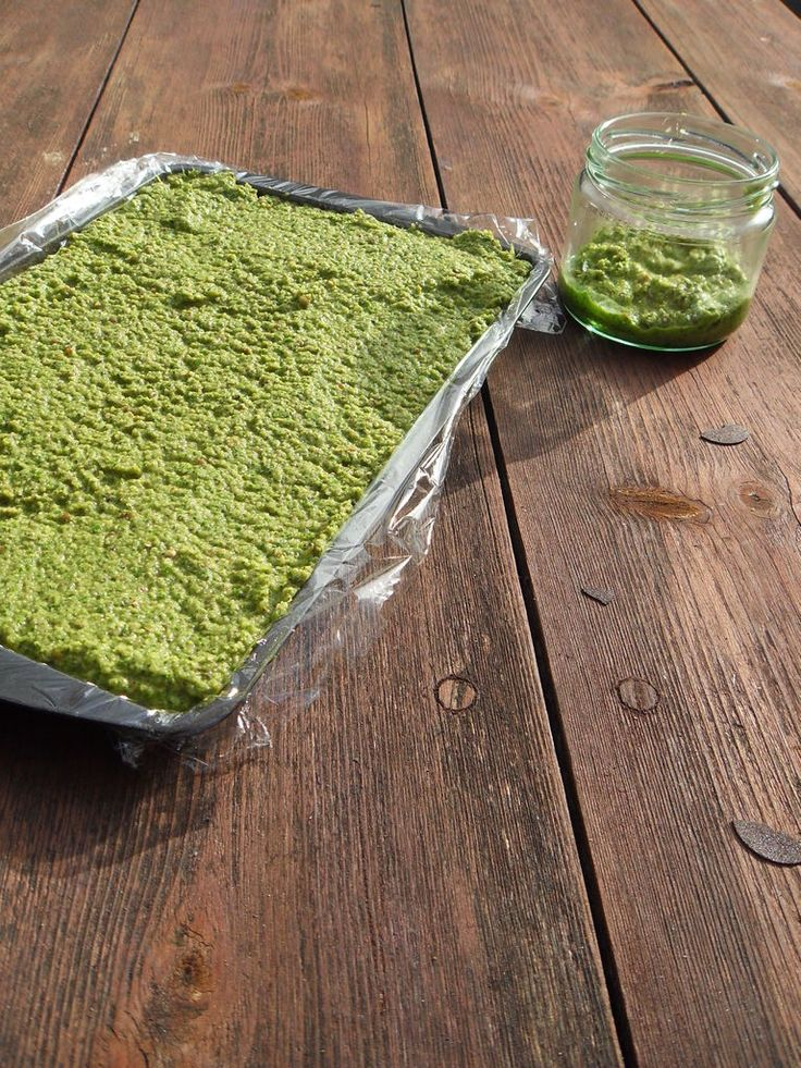 Thai Green Curry Paste - make it and freeze it!