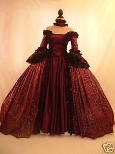 Rococo Fashion 1720-1790