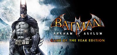 Download Batman: Arkham Asylum Game of the Year Edition Full Cracked Game Free For PC - Download Free Cracked Games Full Version For Pc