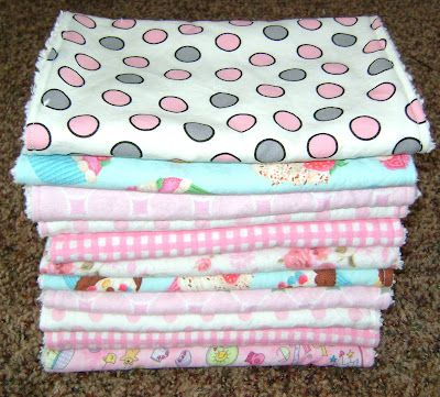 sewin sanity the best burp rags and bibs the dimensions of rectangles you need of chenille and cotton or flannel are 9 wide and long