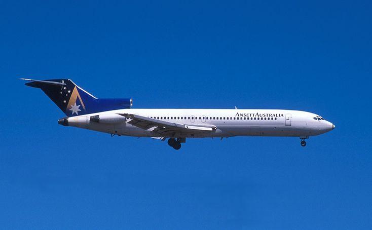 Ansett Australia Boeing 727-200 (VH-ANB)