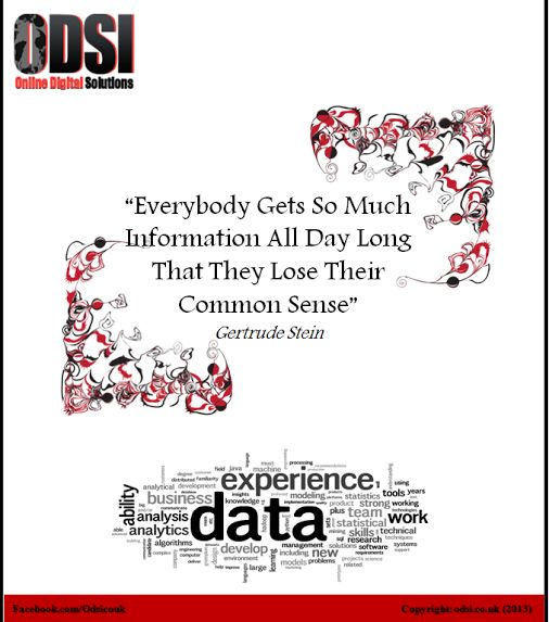 29 Best Big Data Quotes Images On Pinterest