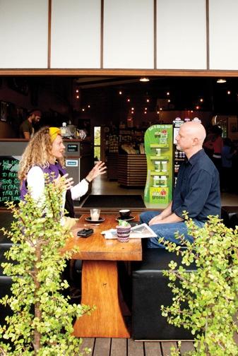 Organika, Noosaville. Photo by Claire Plush - salt magazine - summer 11/12