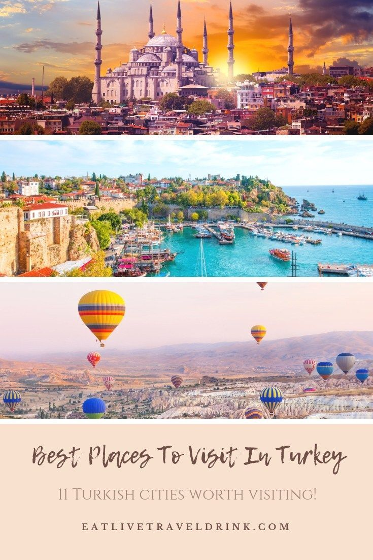 Best Places To Visit In Turkey | Europe Travel | Cool places to
