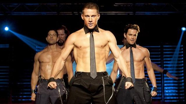 Channing Tatum is on set for the Magic Mike sequel, and he's looking just as buff as ever before.
