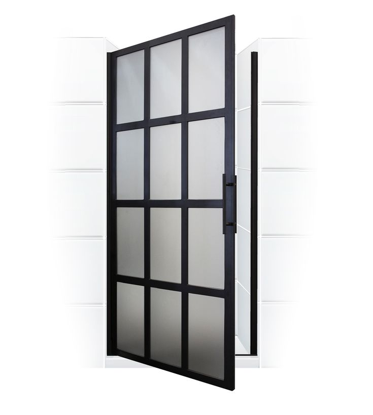 Gridscape Series Quot Factory Windowpane Quot Style Hinge Swing