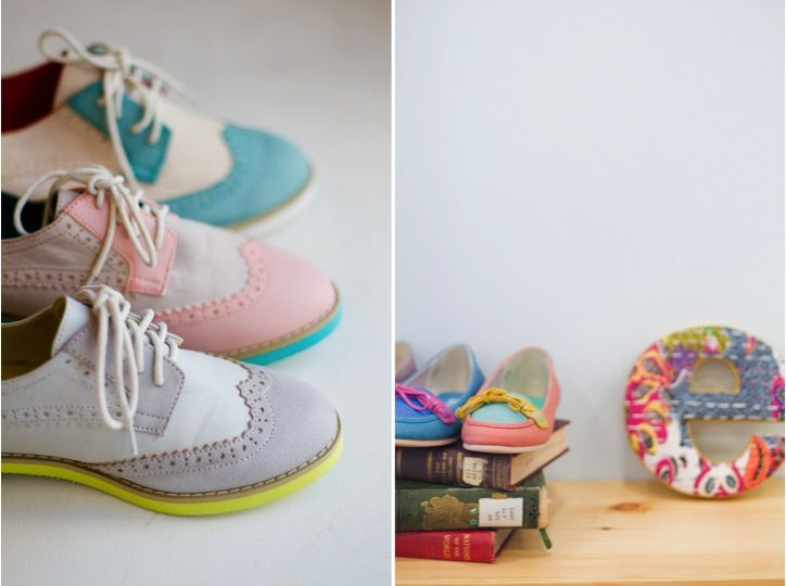 {Tuesday giveaway) win a pair of shoes from Trinity Place Department Store