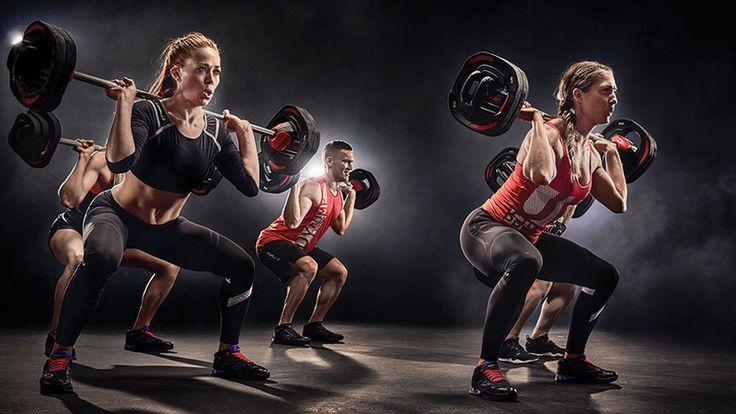 Le BodyPump, incontournable dans le fitness