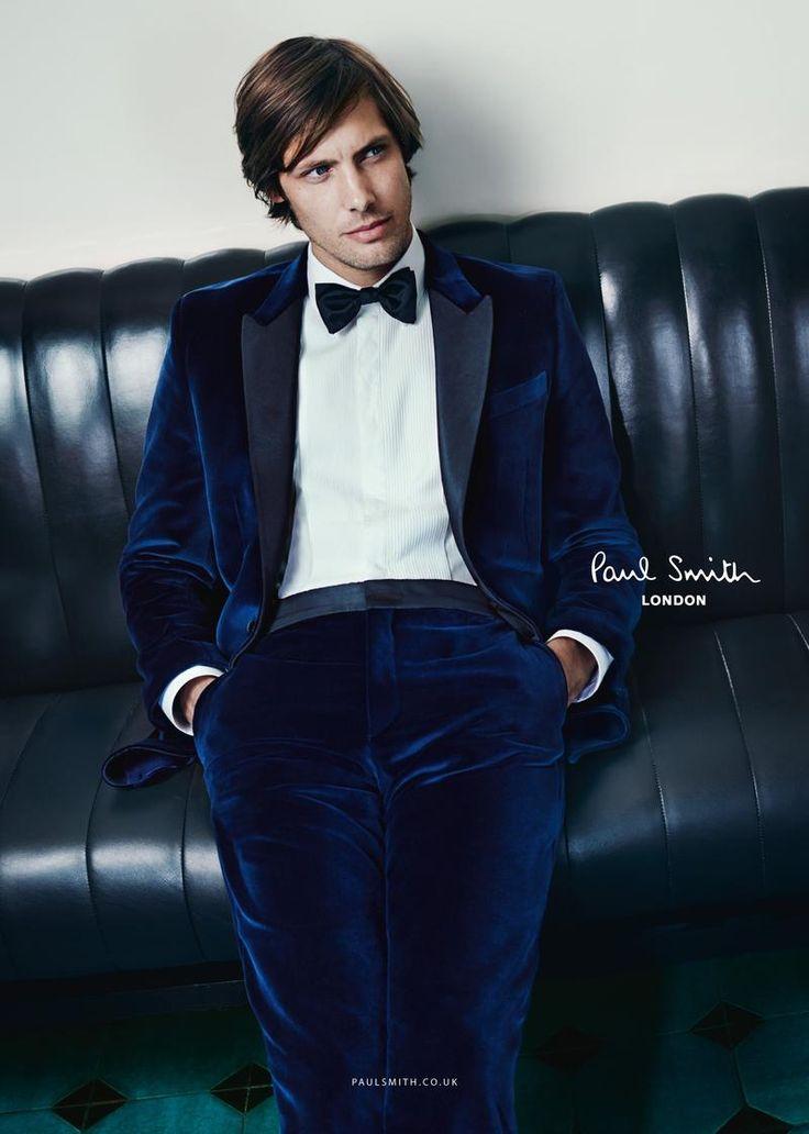 Paul Smith London F/W 14 (Paul Smith). #cocktailsuit
