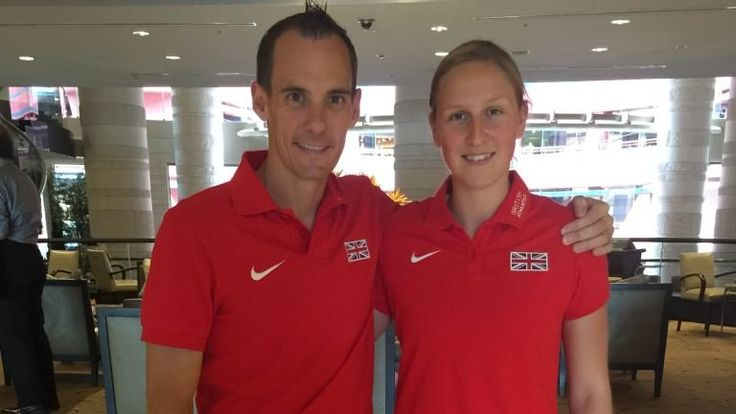 Holly Bradshaw and coach Scott Simpson reveal all about each other