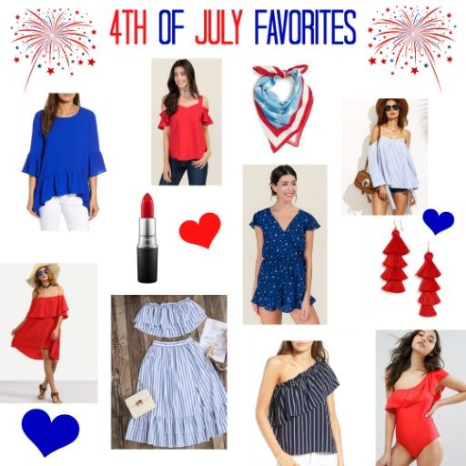 4th of July Style   Vogue for Breakfast
