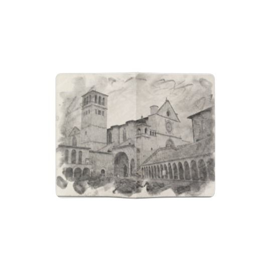 A sketch of Assisi