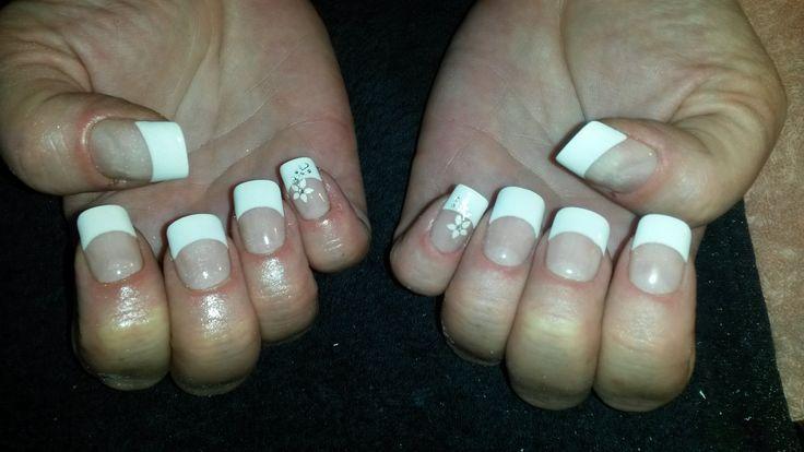 Testa Rossa Beauty, east rand nail technician, johannesburg technician, mobile technician, manicure, easy nail art, easy nails, salon nails, natural nails, nail design, nail art ideas, nails, nail art design, gel nails, acrylic nails, gel acrylic nails, short nails, long nails, cute nails, funky nails, fun nails, summer nails, white french tips, french nails, wedding nails, wedding nail art, bridal nails