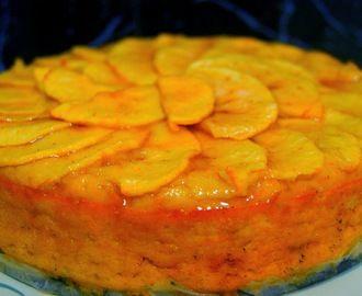 Tarta Facil y Rapida de Manzana