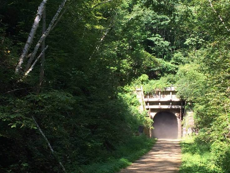 The Elroy-Sparta Trail in Wisconsin Takes You Through Three Abandoned Train Tunnels
