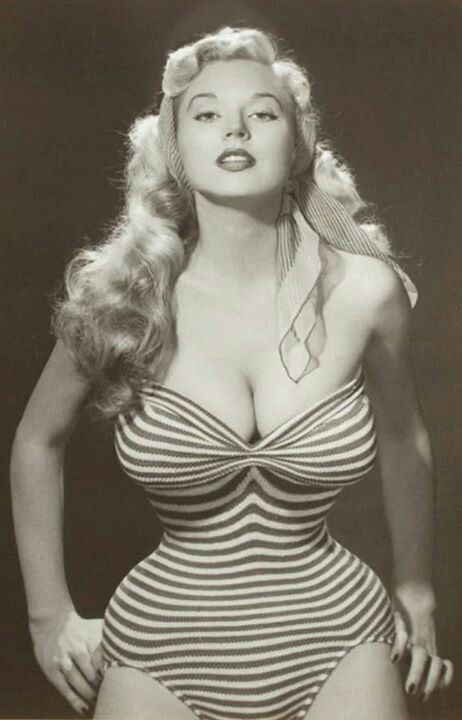 betty brosmer look at that waist vintage pin ups rock n roll pinterest look at. Black Bedroom Furniture Sets. Home Design Ideas
