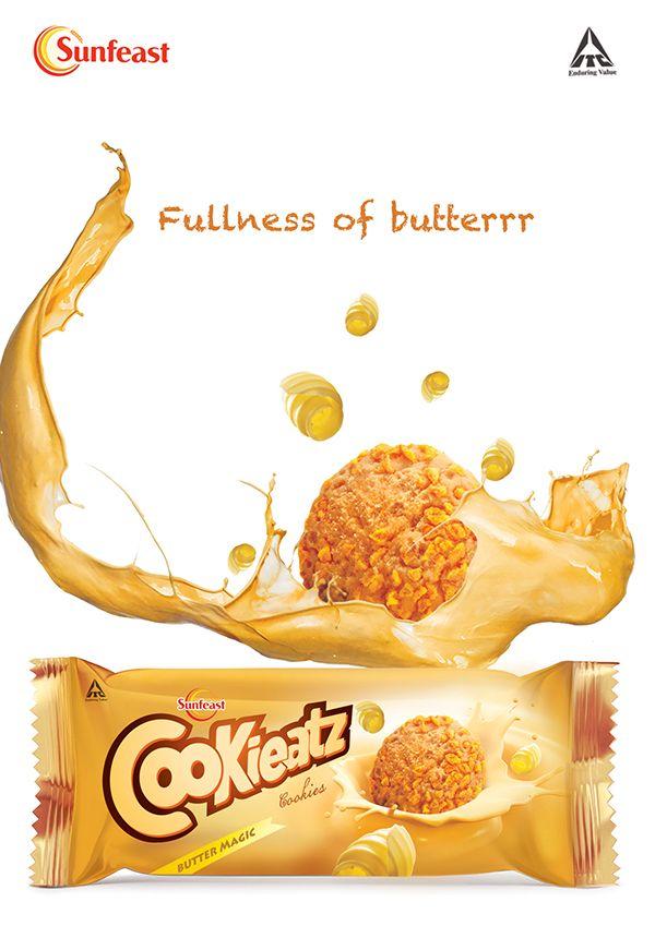 Sunfeast Cookie Ad